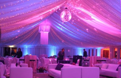 Party Ceiling Decor for Events