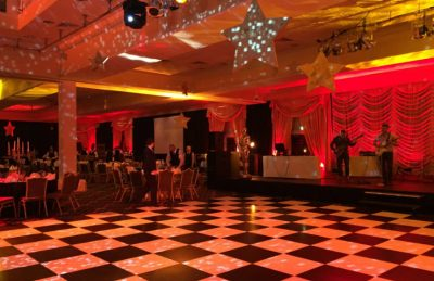 chequered dance floor rental for events and parties