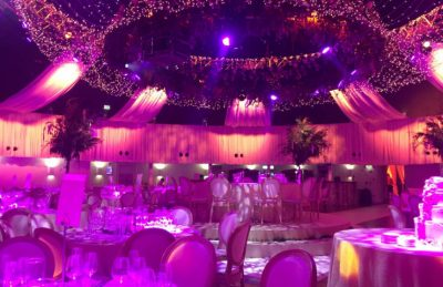 Wedding hotel interiors design for wedding planning